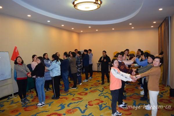 凝心聚力共同发展 --郑州市财贸班主任团队建设工作持续进行中