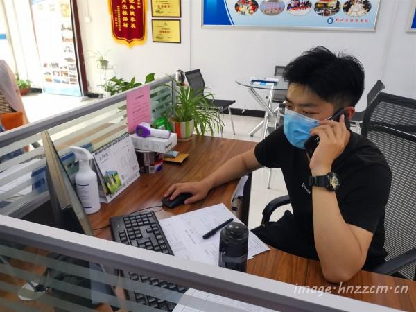 复工潮下,郑州市财贸学校实习就业工作全面启动
