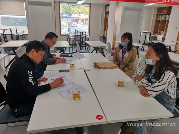 市中职学生数学基础素养与应用选拔赛在郑州市财贸学校举行